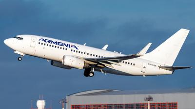 EK-73786 - Boeing 737-7CT - Armenia Aircompany