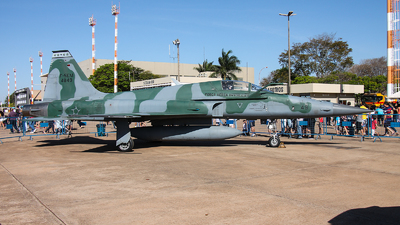 FAB4849 - Northrop F-5E Tiger II - Brazil - Air Force