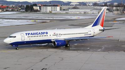 EI-RUN - Boeing 737-808 - Transaero Airlines