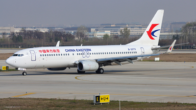 B-207X - Boeing 737-89P - China Eastern Airlines