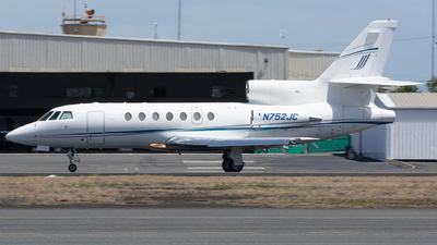 N752JC - Dassault Falcon 50 - Private
