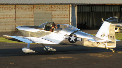 F-PHAT - Vans RV-6 - Private