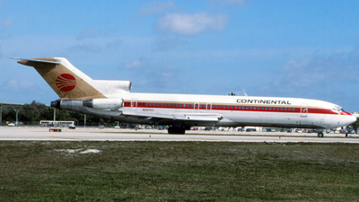 N99763 - Boeing 727-227 - Continental Airlines