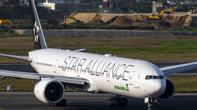 A picture of B16715 - Boeing 77735E(ER) - EVA Air - © Chao Aviation