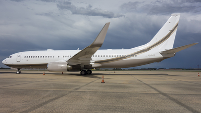 VQ-BOS - Boeing 737-8GQ(BBJ2) - Private