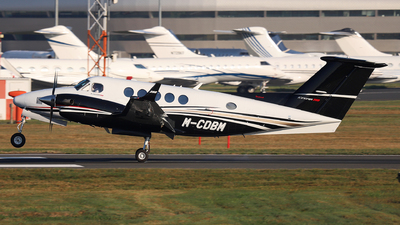 M-CDBM - Beechcraft B200GT Super King Air - BAe Systems