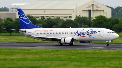 HS-NGC - Boeing 737-4Q3 - NewGen Airways