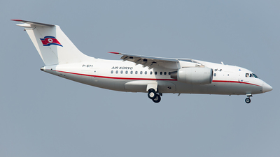 P-671 - Antonov An-148-100B - Air Koryo