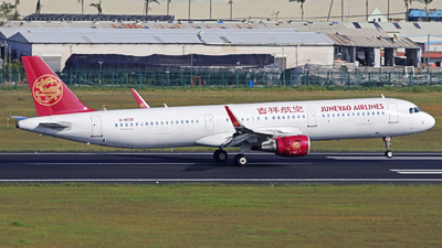 B-8036 - Airbus A321-211 - Juneyao Airlines