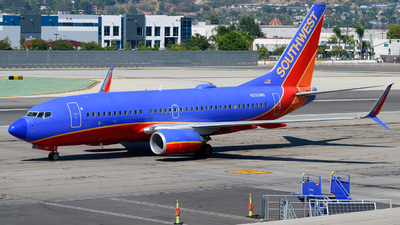 N290WN - Boeing 737-7H4 - Southwest Airlines