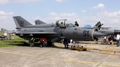 51 - Mikoyan-Gurevich MiG-21bis Fishbed L - Hungary - Air Force
