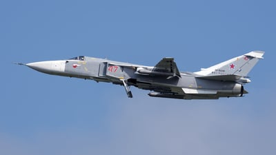 RF-92249 - Sukhoi Su-24M Fencer - Russia - Air Force