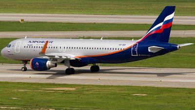 VP-BIP - Airbus A320-214 - Aeroflot