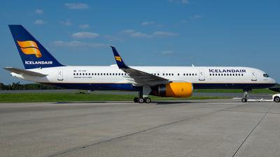 TF-FIP - Boeing 757-208 - Icelandair