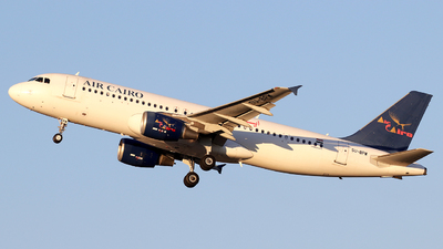 A picture of SUBPW - Airbus A320214 - Air Cairo - © Alberto Cucini