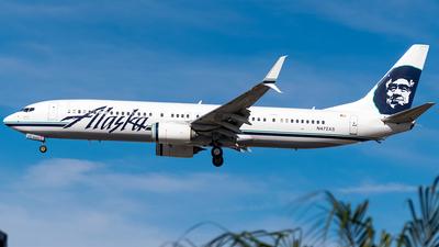 N472AS - Boeing 737-990ER - Alaska Airlines