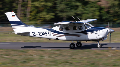 D-EMFG - Cessna P210N Pressurized Centurion II - IFR-Instrumenten Flugschule Reichelsheim