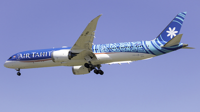 A picture of FOMUA - Boeing 7879 Deamliner - Air Tahiti Nui - © Huy Nguyễn