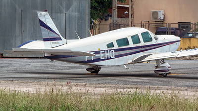 PT-EHQ - Embraer EMB-720C Minuano - Private