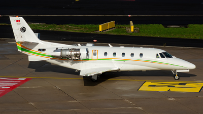 TC-TSY - Cessna 560XL Citation XLS Plus - Private