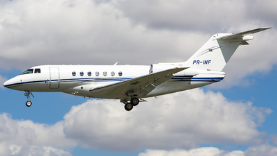 A picture of PRINF - Hawker 4000 Horizon - [RC34] - © Gabriel Wallace