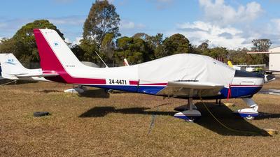 24-4471 - Tecnam P2002 Sierra - Private