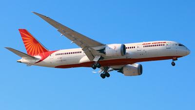 A picture of VTNAC - Boeing 7878 Dreamliner - Air India - © Benjamin J. Suh