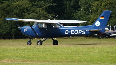 D-EOPS - Reims-Cessna F152 - Flens Air
