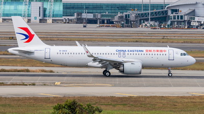 B-30CZ - Airbus A320-251N - China Eastern Airlines