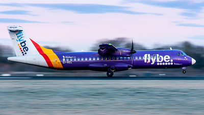 EI-REL - ATR 72-212A(500) - Flybe (Stobart Air)