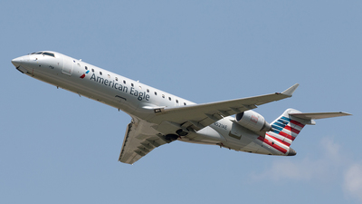 N521AE - Bombardier CRJ-701ER - American Eagle (PSA Airlines)