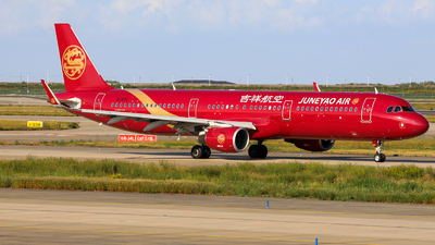 B-1872 - Airbus A321-211 - Juneyao Airlines