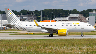 D-AXAE - Airbus A320-271N - Vueling Airlines