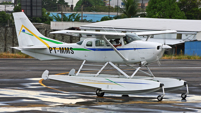 PT-MMS - Cessna U206G Stationair - Private