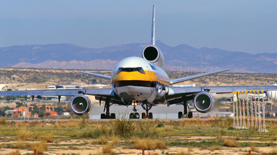 G-DMCA - McDonnell Douglas DC-10-30 - Monarch Airlines