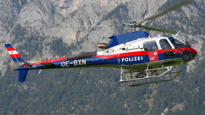OE-BXN - Aérospatiale AS 350B3 Ecureuil - Austria - Ministry of Interior