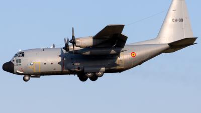 CH-09 - Lockheed C-130H Hercules - Belgium - Air Force