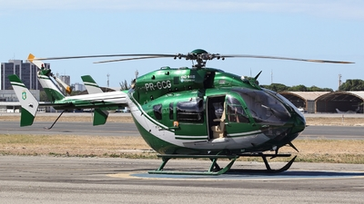 PR-GCG - Eurocopter EC 145 - Government of Ceará State