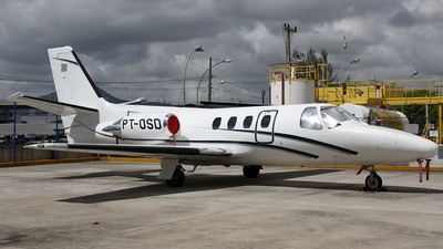 PT-OSD - Cessna 500 Citation - Private
