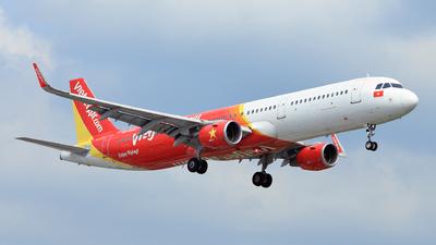 VN-A643 - Airbus A321-211 - VietJet Air