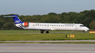 EI-FPO - Bombardier CRJ-900LR - Scandinavian Airlines (Cityjet)