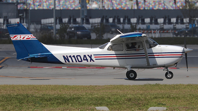 N1104X - Cessna 172S Skyhawk SP - ATP Flight School