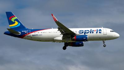 N636NK - Airbus A320-232 - Spirit Airlines