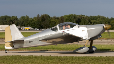 N920JC - Vans RV-6 - Private