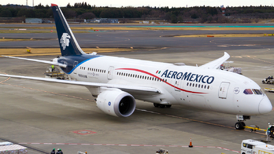 N964AM - Boeing 787-8 Dreamliner - Aeroméxico