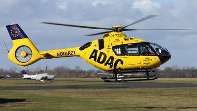 D-HXCB - Airbus Helicopters H135 - ADAC Luftrettung