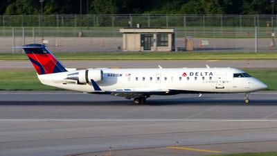 A picture of N461SW - Mitsubishi CRJ200LR - Delta Air Lines - © Jeremy D. Dando