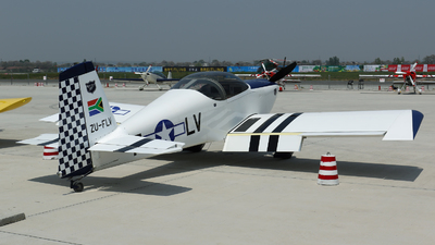 ZU-FLV - Vans RV-7 - Private