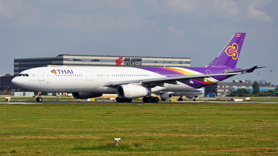 HS-TBG - Airbus A330-343 - Thai Airways International