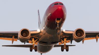 EI-FJT - Boeing 737-8JP - Norwegian
